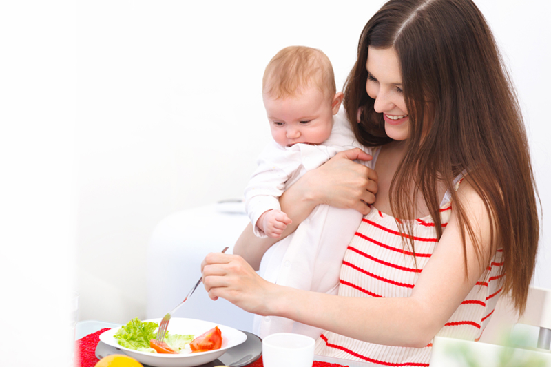 Best Diet for Breastfeeding Moms