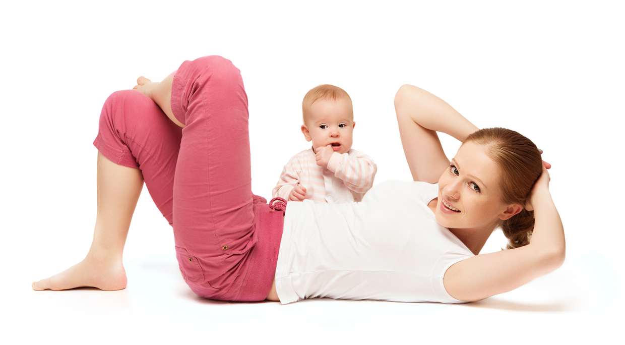 5 Natural Ways to Lose Weight after Pregnancy