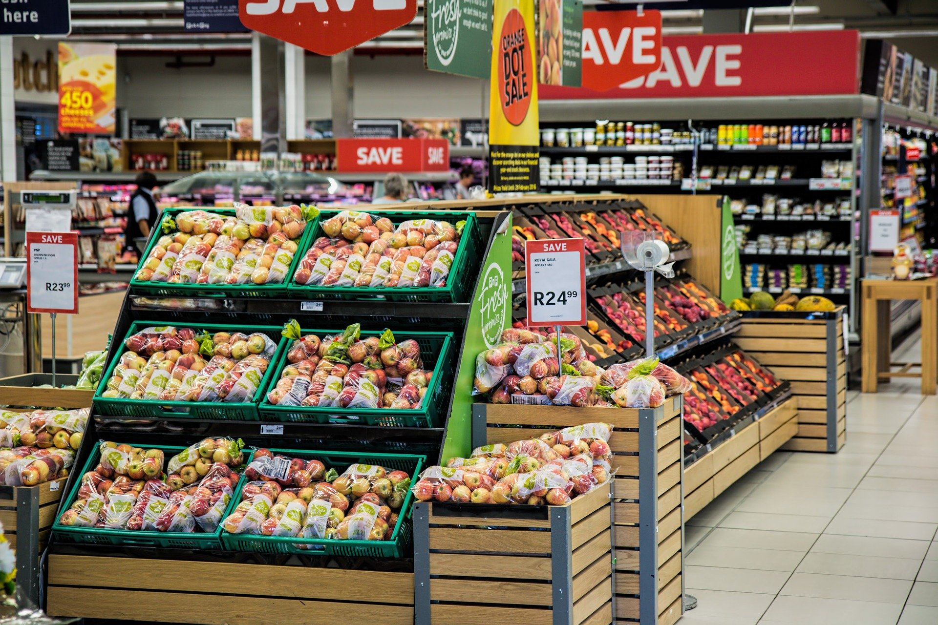 Supermarket Saving Tips for People Who Want to Get Skinny